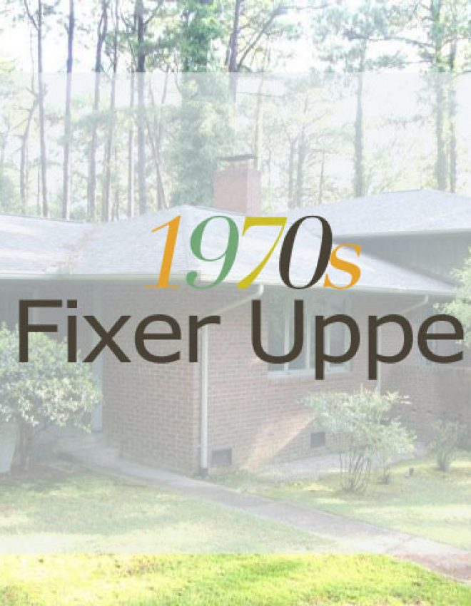 A Dreamy 1970s Fixer Upper
