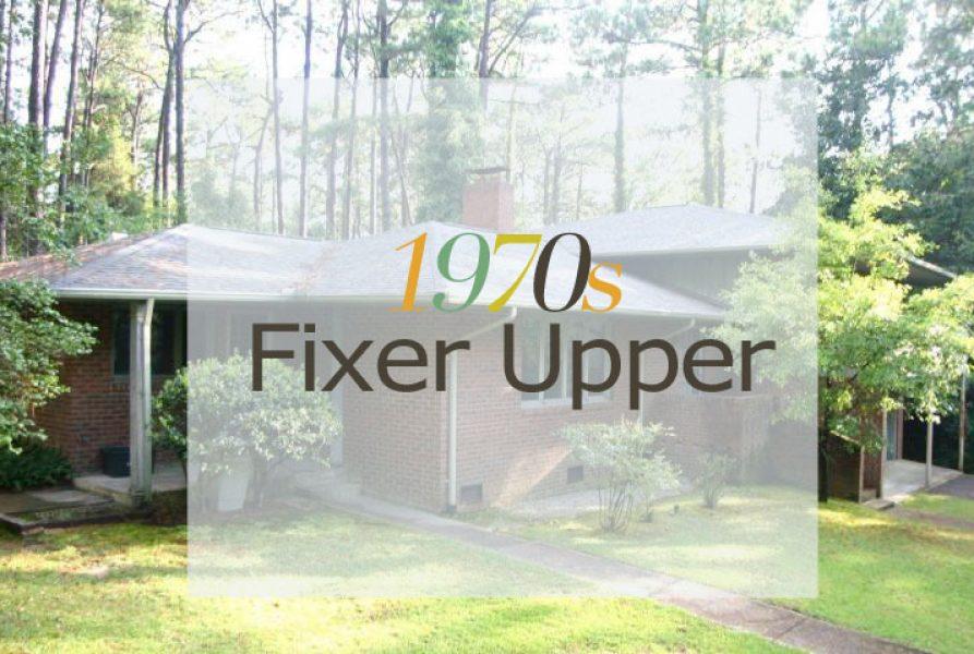 A Dreamy 1970s Fixer Upper