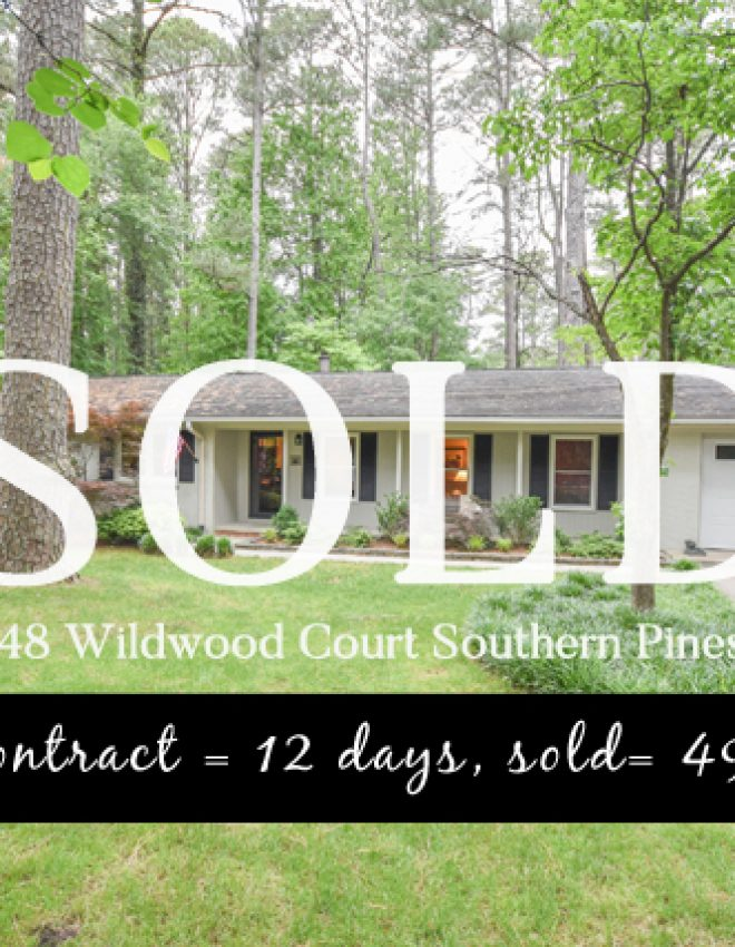 SOLD: 48 Wildwood Court